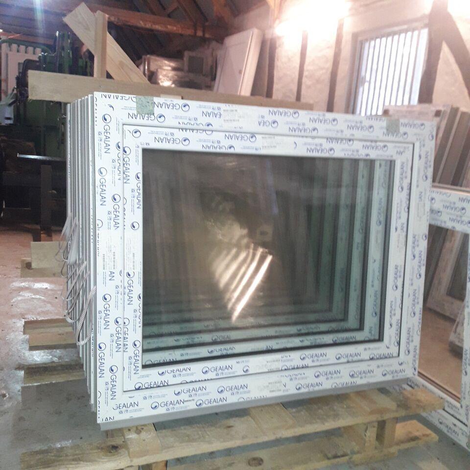 Nyt vindue fra 495kr Plastdør Fra 1650kr
