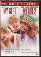 2-movie My Girl 1 & 2 - Dvd Double Feature Brand