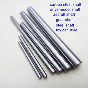 5PCS Gear Shaft Carbon Steel Shaft Rod Transmission Shaft 4WD Car Racing Car DIY