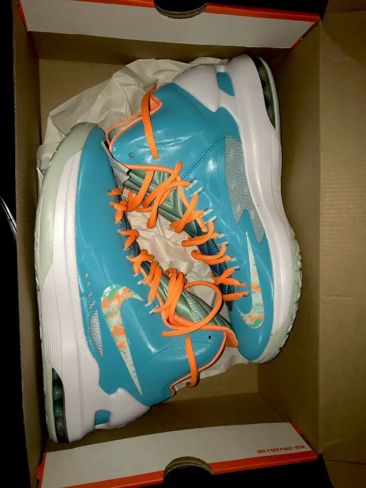 Brand New, Nike Kevin Durant V Shoes: Limited Edition Easter Themed 554988-402