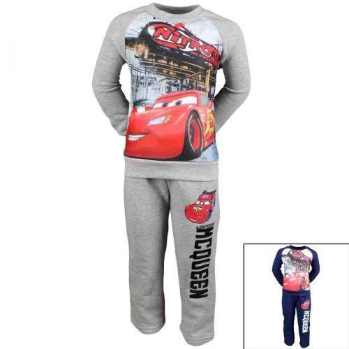 DISNEY CARS Jogging Costume Sport Costume Loisirs Survêtement Set Nouveau