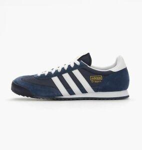 Détails sur ✅ New Adidas Originals Dragon Homme Rétro Sports Baskets Décontractées Chaussures De Course ✅ afficher le titre d'origine