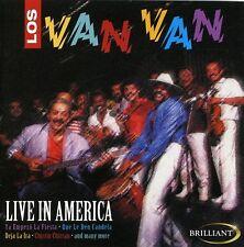Live in America by Los Van Van (CD, Mar-2008, Musicpro)