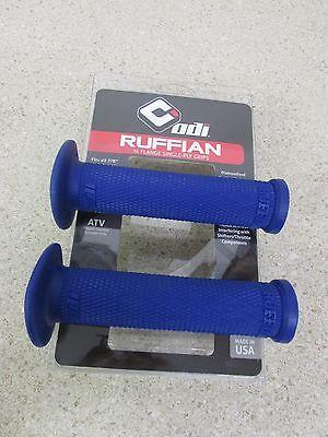 ODI RED RUFFIAN ATV GRIPS HONDA TRX450R TRX400EX TRX300EX TRX250X 300EX 400EX