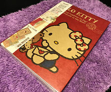 Cute Hello Kitty Note Book Diary Journal Travel Memo New Product Gift Pouch 32k