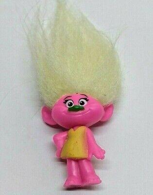 Trolls aveugle série Bag 2 mini figure Moxie Dewdrop Rose Troll No Packaging