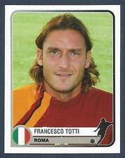 PANINI 1955-2005 CHAMPIONS OF EUROPE- #348-ROMA & ITALY-FRANCESCO TOTTI