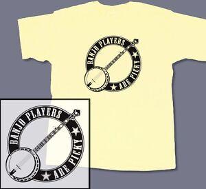 Banjo Player T Shirt New never worn