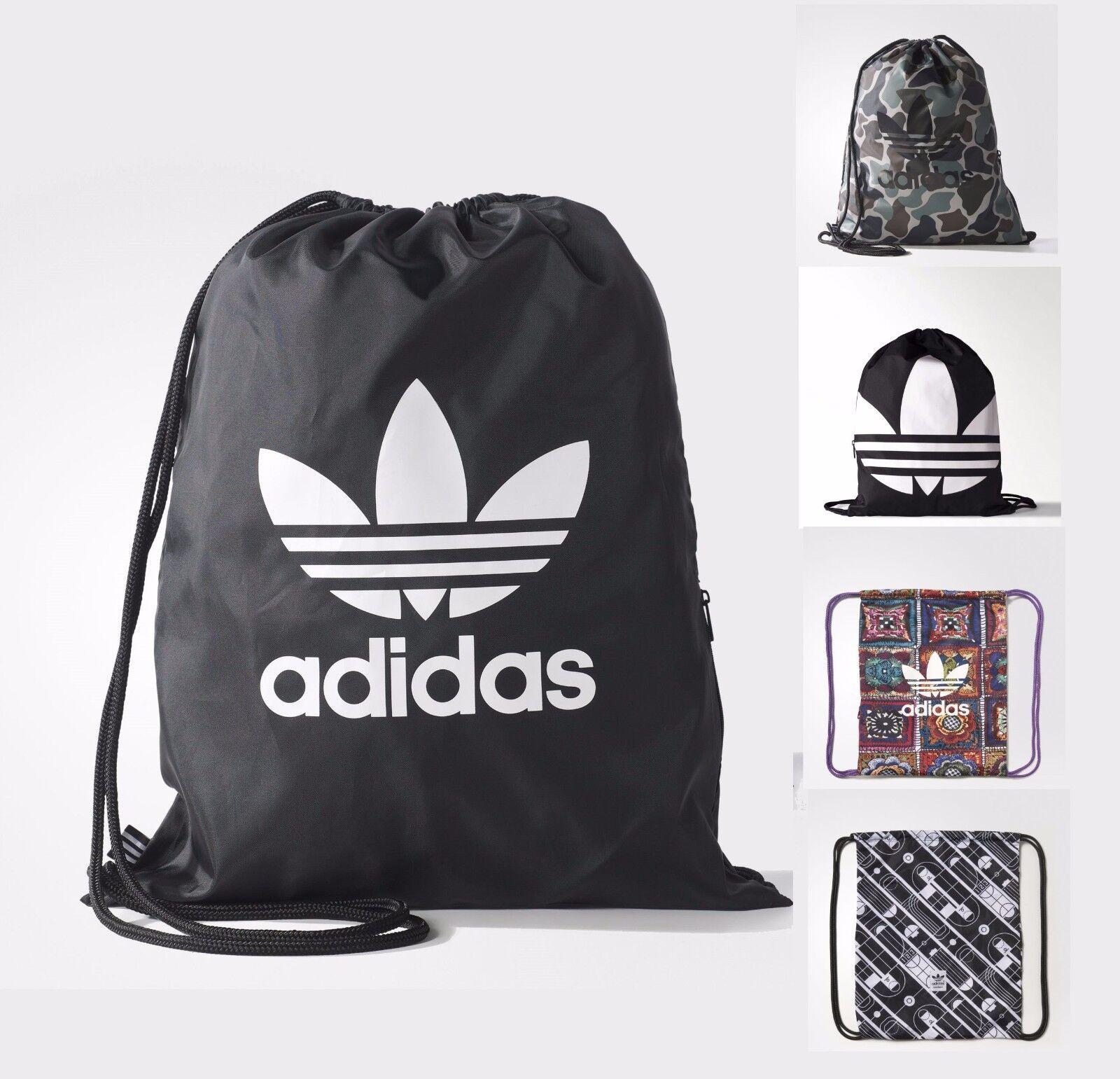 Adidas Originals ΓυμναστΞ�ριο ΓυμναστΞ�ριο τσάντα Sack Farm Crochita Camo Μαύρο Floral Ξ'Ξ½Ξ΄ΟΟŽΞ½ ΓυναίκΡς