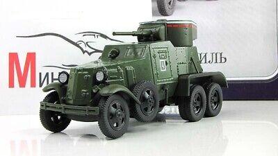 Russian Service cars//carros blindados//sin usar//1:43//DeAgostini