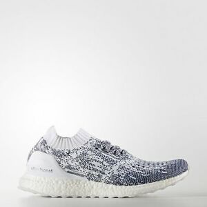 Details about Adidas Ultra Boost Uncaged Oreo Non Dyed White Size 11.5. BA9616 yeezy nmd pk