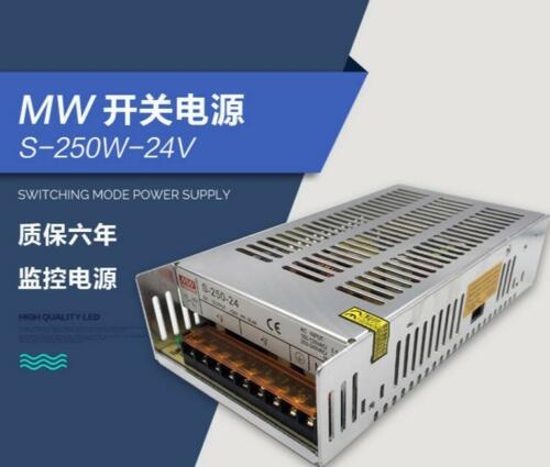 ONE NEW meanwell power supply S-250-24 Free Shipping