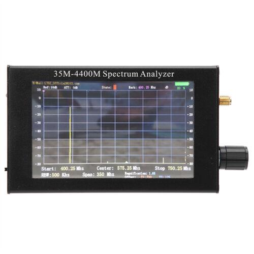 Handheld Siglent Spektrumanalysator 35M‑4400M USB 4,3 Zoll TFT LCD Analysetool