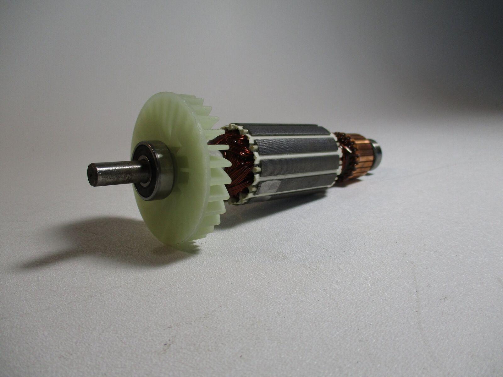 New Genuine OEM Ridgid Ryobi 039028001074 Armature Assembly Angle Grinder Replac