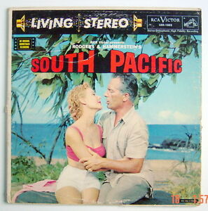 ONE-1958-039-S-33-R-P-M-RECORD-SOUTH-PACIFIC-SPECIAL-ISSUE-FOR-STEREO-NEW-OWNERS