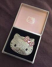 Sephora Limited Edition Sanrio Hello Kitty Compact Pocket Mirror Rare Pink