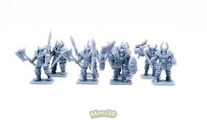 Minis3D-Rep-Heroquest-Remake-DungeonWorks-Chaos-Warrior