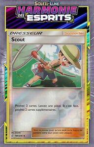 Paulie Reverse SL11:Harmonie des Esprits Carte Pokemon Neuve Fr 200//236