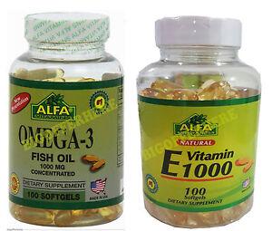 omega 3 100 vitamin e omega 3 xl 100 softgels. Black Bedroom Furniture Sets. Home Design Ideas