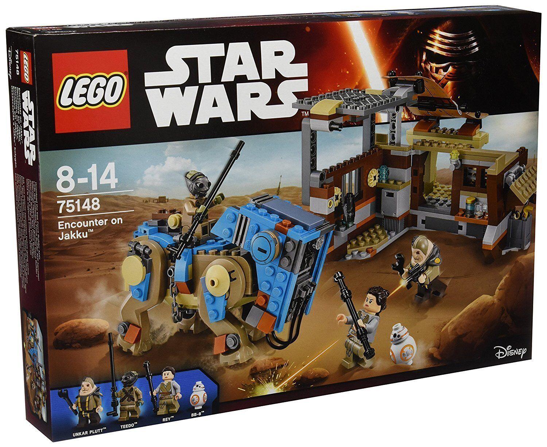 LEGO STAR WARS 75148 MEETING ON JAKKU   ENCOUNTER ON JAKKU - NEW   NEW