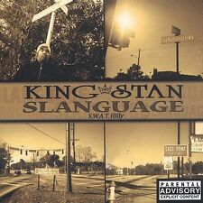Stan, King Slanguage: S.W.A.T. Hilly CD ***NEW***