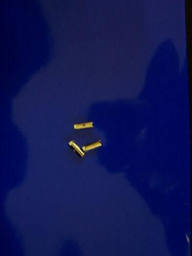 3x schraubnippel d = 6x14mm-m5x8,5mm Roller cortacéspedes taladro 2,2mm