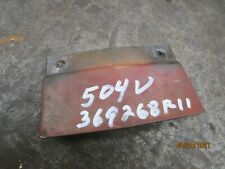 International 504 Utility Dash Light Trim Panel 369268r11 Antique Tractor