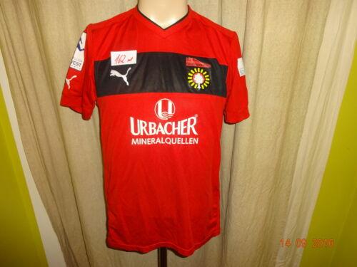 Deutsche Vereine Fußball-Trikots SG Sonnenhof Großasbach Original Puma Matchworn Trikot 2012/13 Nr.13 Weiß Gr.M