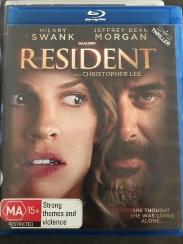 1 of 1 - The Resident (Blu-ray, 2011) Hilary Swank - Free Post!