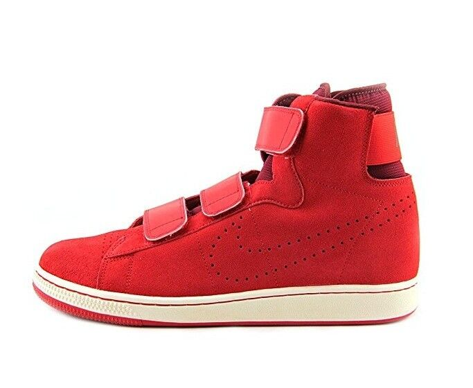 9.5 Mens NEW Nike TX-85 Game Red Team Red Sail 749628-600 Retro Casual shoes