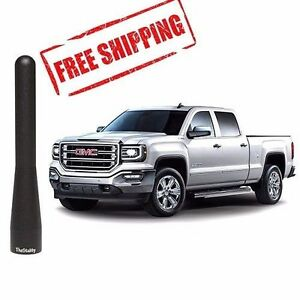 7 Inch Antenna Mast Black for GM Cars and Trucks New