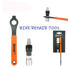 Bike Bicycle Crank Extractor Puller+Bottom Bracket Remover+Spanner Repair Tool