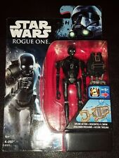 "K-2SO STAR WARS ROGUE ONE 3.75"" ACTION FIGURE NEW IMPERIAL SECURITY DROID  RARE"