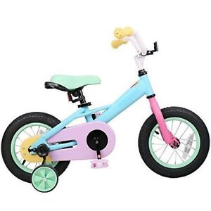 360ba65184b JoyStar 12   14 Inch Girls Kids Bike Bicycle with Quick Release ...