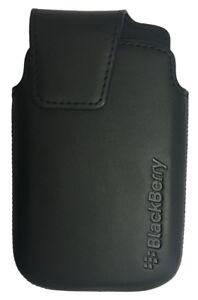 New-BlackBerry-Bold-9900-9930-OEM-Leather-Swivel-Case-Holster-HDW-38842-001