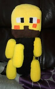 THE WITHER STORM soft Minecraft handmade toy fleece plush 11 inch