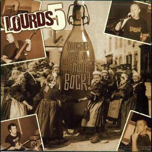 LOURDS-5-034-TOUCHE-PAS-A-MON-BOCK-034-7-034-45-rpm-NEW-OI-STREETPUNK