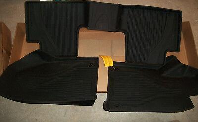 Mopar 82214855 Black All-Weather Floor Mat