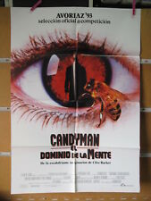 3368      CANDYMAN, EL DOMINIO DE LA MENTE VIRGINIA MADSEN-TONY TODD