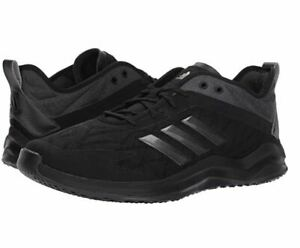 NEW-Adidas-Speed-Trainer-4-SL-Men-s-Size-8-Baseball-Sneaker-Shoes-Black