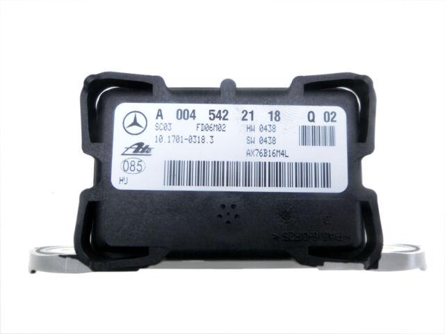 Appareil de commande ECU module Capteur de taux de rotation ESP pour W221 S350