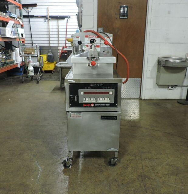 HP16205 HENNY PENNY PRESSURE FRYER CAST IRON MAIN GAS BURNER 16205 OG302 PFG600