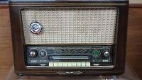Saba Meersburg 7 Automatic Röhrenradio Röhrenradios Radio