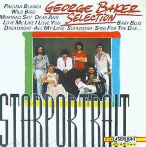 George-Baker-Selection-Starportrait-12-tracks-1969-80-CD