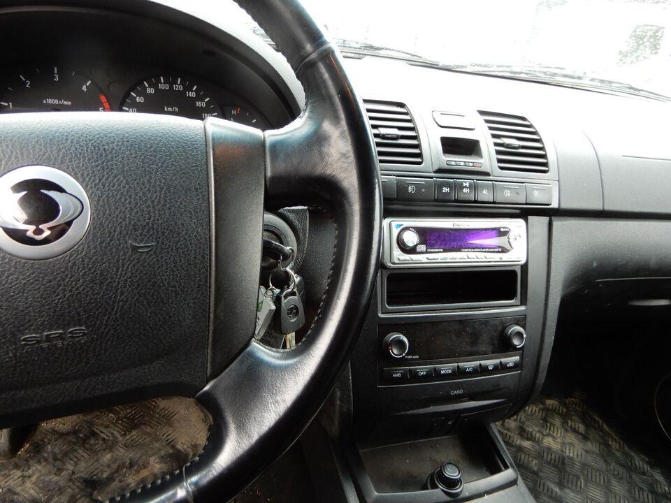 Ssangyong Rexton 2,7 Xdi Spirit aut. Van Diesel aut.