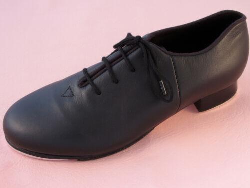 Bloch Audeo Black Leather Ladies Jazz Tap Shoes 381L