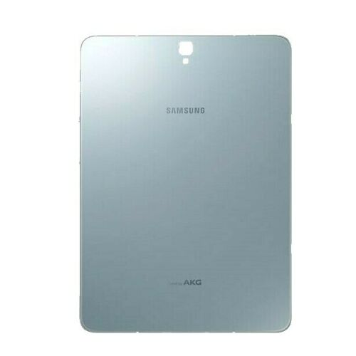 SILVER Samsung Galaxy Tab S3 SM-T820 Back Cover Glass Replacement