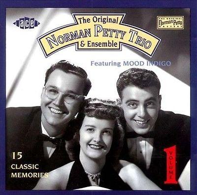 Original Norman Petty Trio & Ensemble 1 by Petty, Norman ...