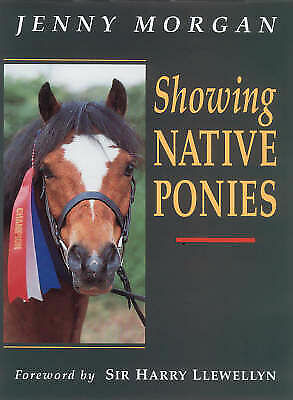Showing Native Ponies-ExLibrary