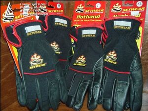 Setwear Brand Hothand Gloves (Small)